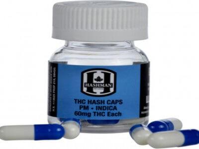 Buy Cannabis Capsules Online